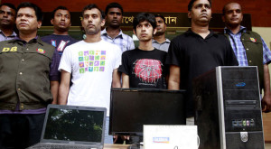 three atheist bloggers arrested